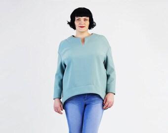 Sewing pattern Shirt Betty