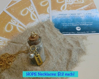 HOPE Necklace from JASPER- The Play