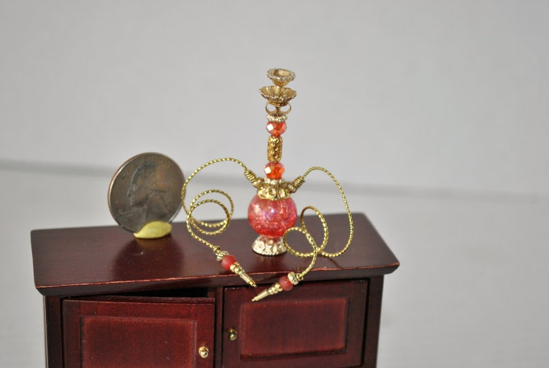 2 Pair of Vintage Old-fashioned Glasses Doll House Miniature Decoration 12th