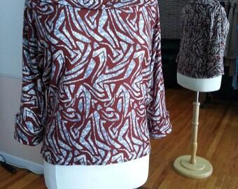 Women's Dolman Sleeve Sweater