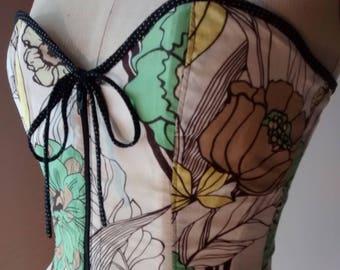 OOAK Handmade Fashion Corset