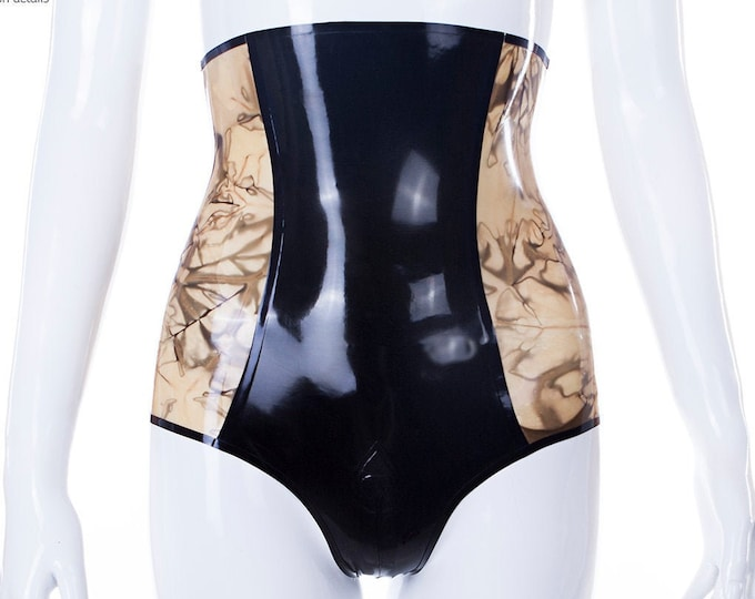 Crystal Paneled Knickers