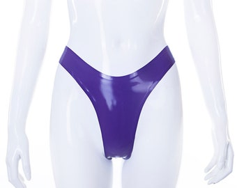 Gia Latex Knickers