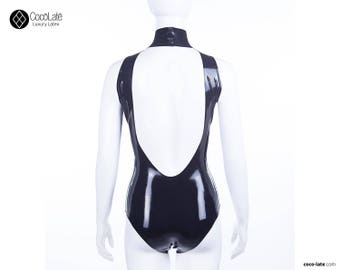 Cassandra Latex Bodysuit