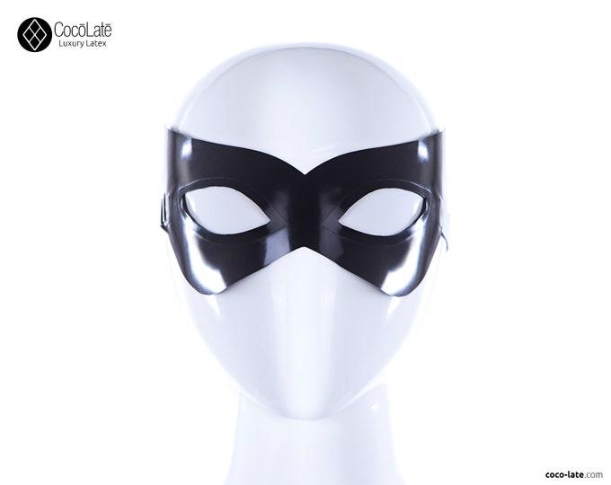 Black Cat Latex Mask
