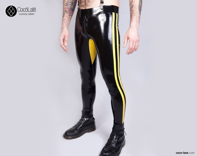 Color Code Latex Jeans