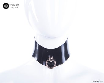 O Ring Choker Various Colors - Ready To Ship
