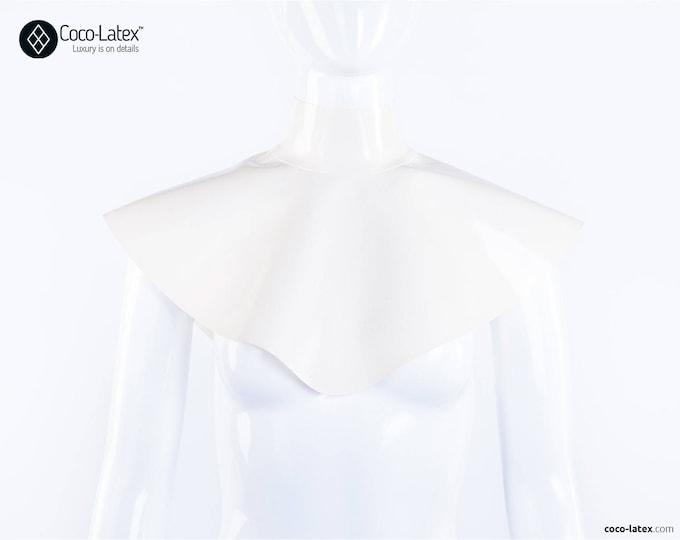 Latex Nun Collar