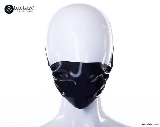 Latex Face Mask