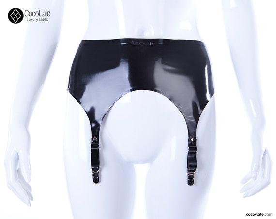 Dalila 4 Suspender Garter Belt