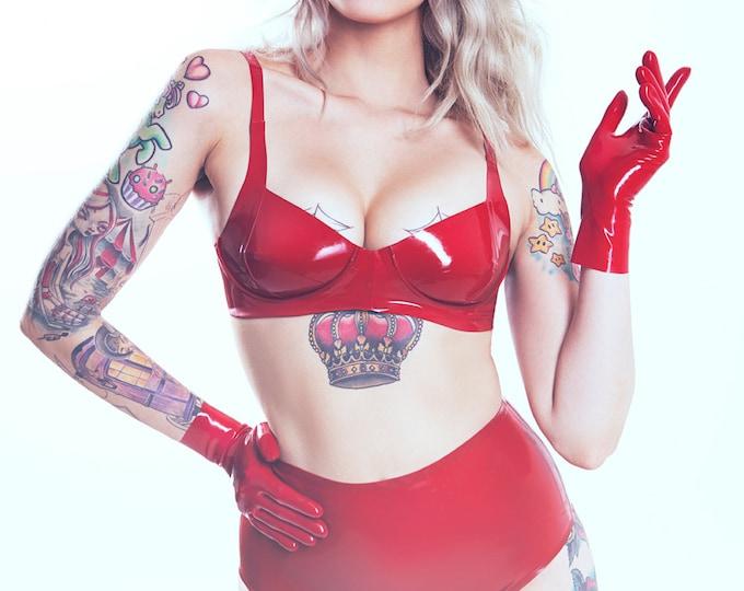 Maria Latex Bra