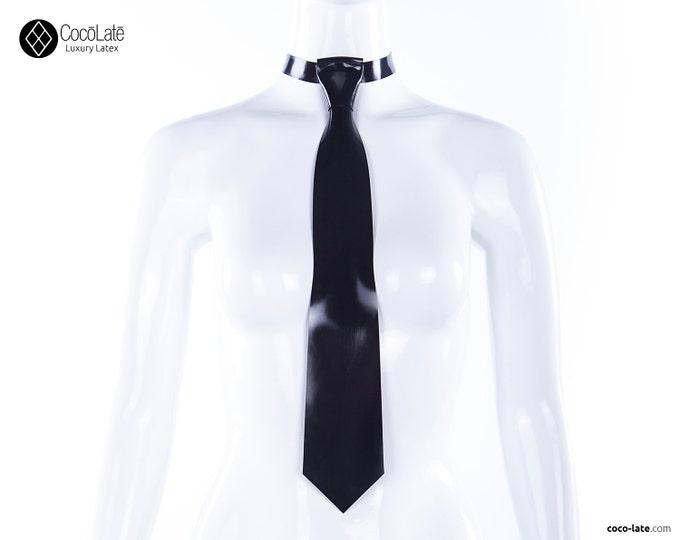Latex Tie