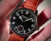 Brooklyn Watches by David Sokosh - Since 2009. Williamsburgh 6 Model.