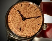 Brooklyn Watches by David Sokosh - Since 2009. Mid-Century Model.