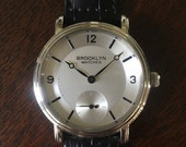 Brooklyn Watches by David Sokosh - Since 2009. Heights 6 Model.