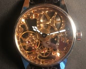 Brooklyn Watches by David Sokosh - Since 2009. Bridge Model.