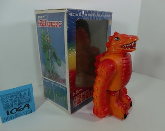 1960's Rare Japanese Battery-Operated Monster w/ Original box and inserts