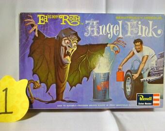 Revell - Big Daddy - Roth Angel Fink M.I.B 1964 issue