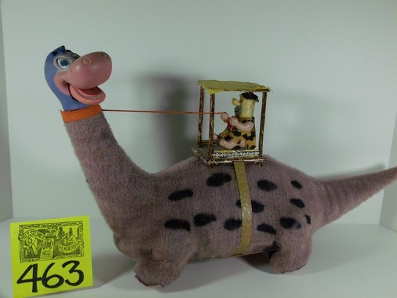 Image result for mechanical dino the dinosaur marx toys