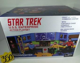 1970's Star Trek Mego USS Enterprise set