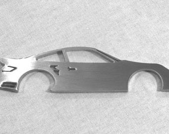 Porsche 911 Turbo bottle opener