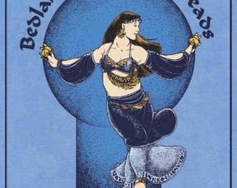 Bedlah, Baubles and Beads, DIY belly dance costuming book by Dawn Devine aka Davina