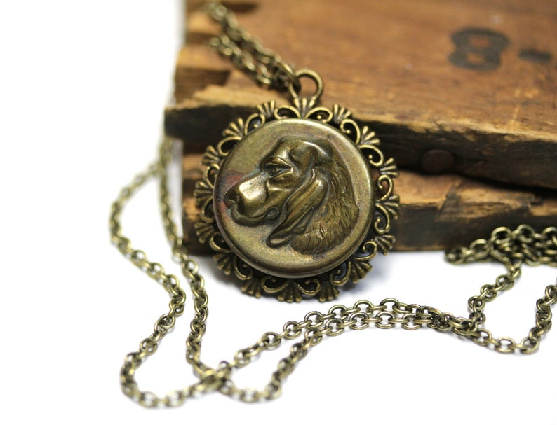 Dog Necklace Pet Owner Jewelry Gift Dog Lover Necklace image 0