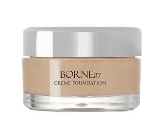 Mineral Creme Anti-Aging Foundation - Organic - Shea Butter Creme to Powder Foundation - Infused with Argan Oil - NEW