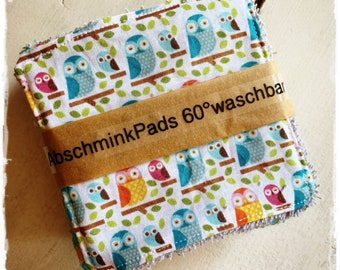 Make-up pads * Small washcloth in the 10-set