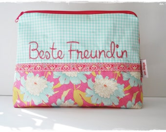 Cosmetic Bag * Best Friend *