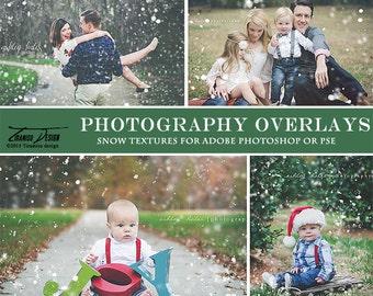 Photography Christmas  Overlays, Photography Snow Overlays Winter Photo Overlays