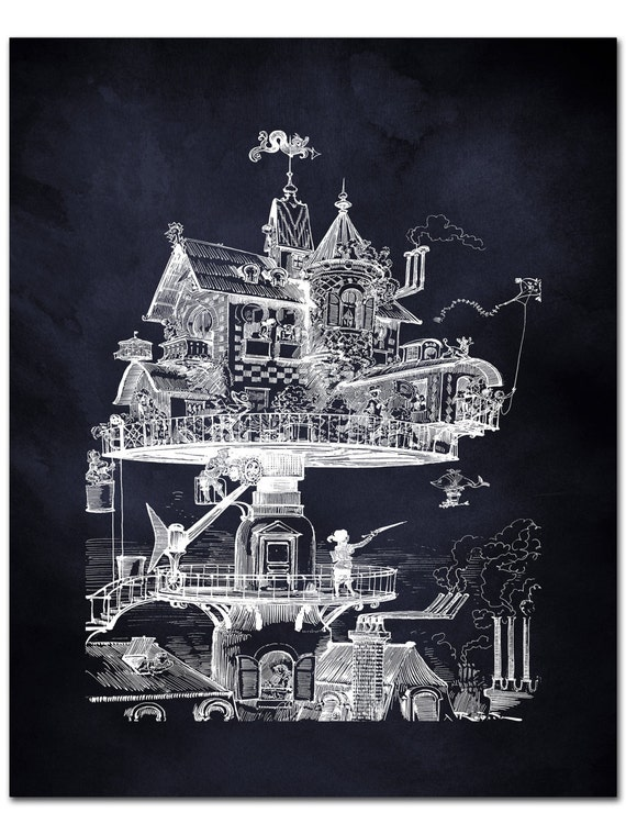 steampunk flying house blogs workanyware co uk u2022 rh blogs workanyware co uk