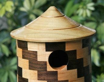 Roundhouse Birdhouse