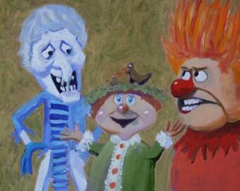 Miser Brothers - Fine Art Print