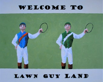 lawnGUYland