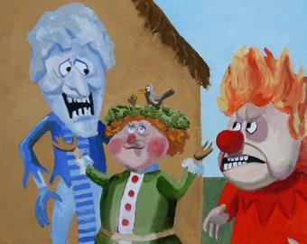 Miser Brothers - Fine Art Print