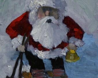 Weihnachtsmann - Fine Art Print