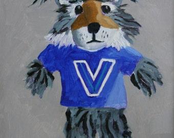 Villanova Wildcat - Fine Art Print