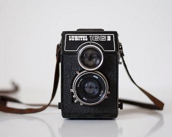 Vintage Medium Format Camera - Lubitel 166B - working condition