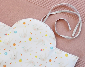 Waterproof changing mat | Traveling changing pad | Baby changing pad clutch | rolling baby mat| folding changing mat | modern baby accessory