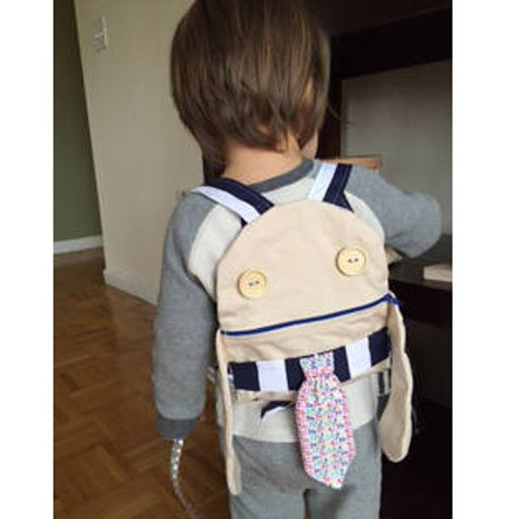 07f41afb6635 Toddler backpack Zacola  Zezling bag kids bag with zipper