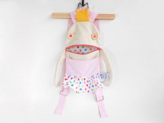 e1af7a03564c Modern baby Bag Princess zippered backpack Zacola kids bag