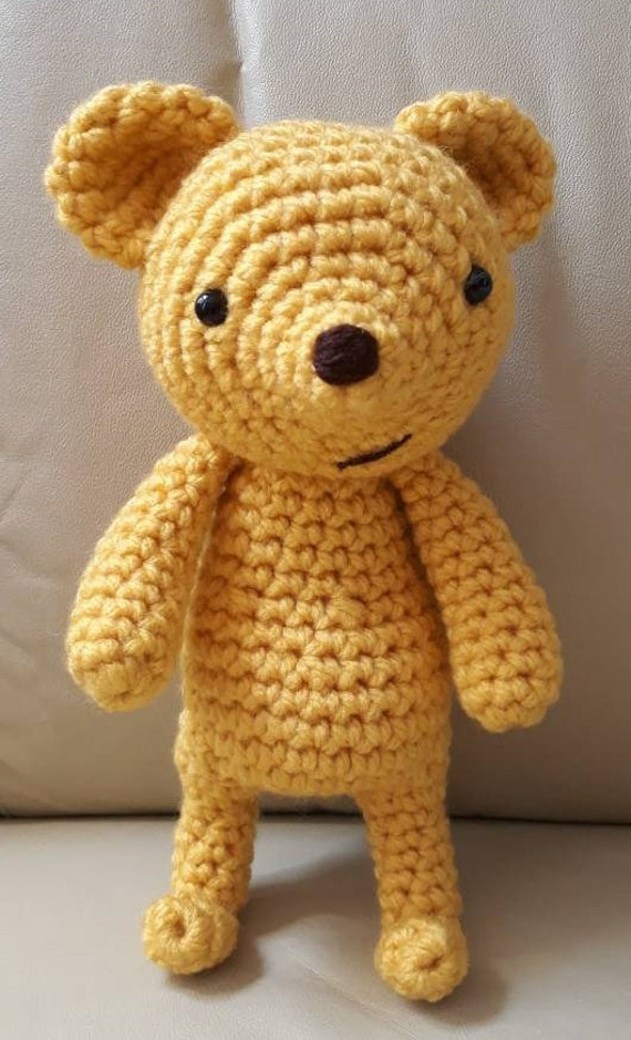 Assembling A Crochet Teddy Bear Made Easy | With Repeat Crafter Me ... | 939x570