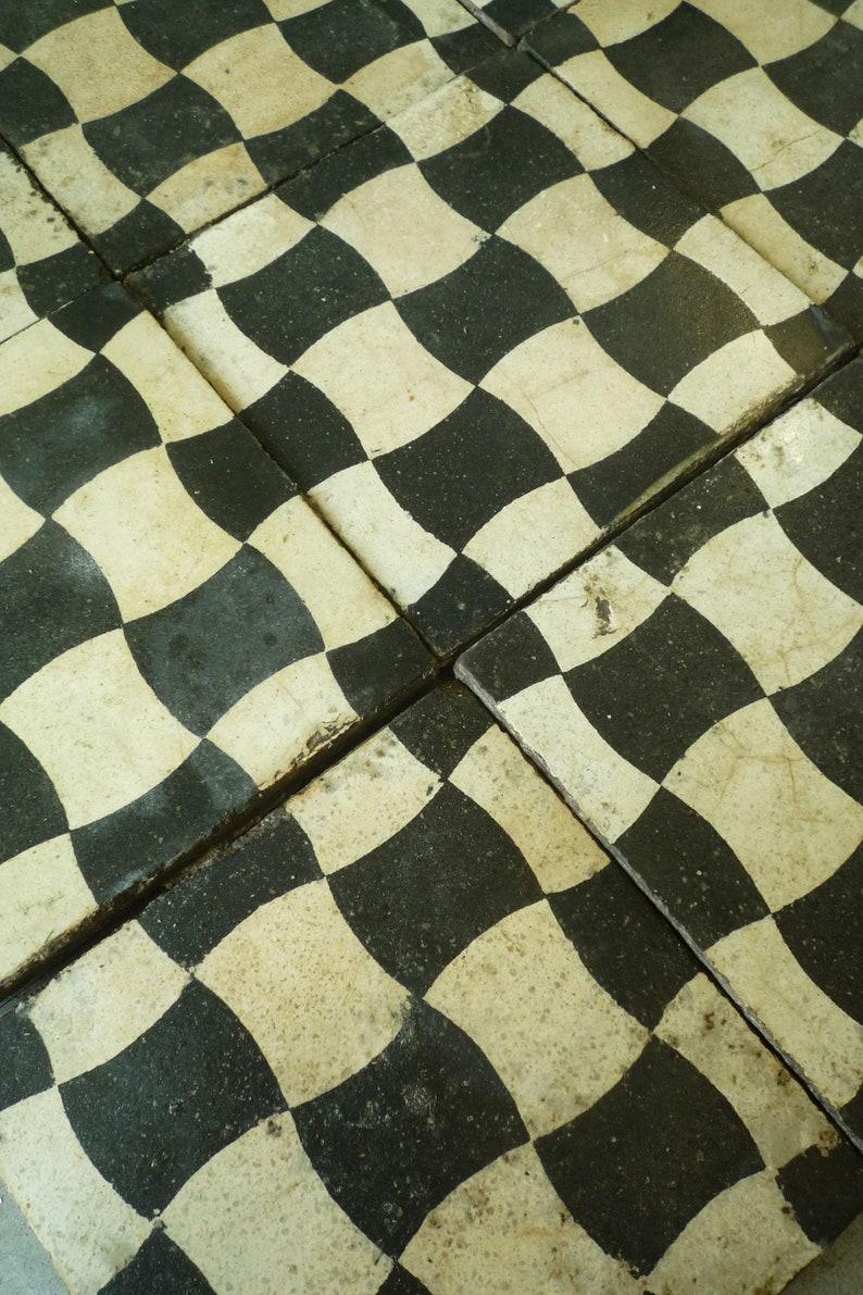 Antique Art Nouveau Concrete Tiles Floor Tiles Mosaique Tiles Terrazzo Tiles Wall Tiles Cement Flooring Tiles