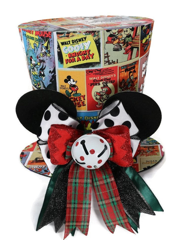 Mickeys Magical Christmas.Mickey Mouse Vintage Christmas Decoration Mickey S