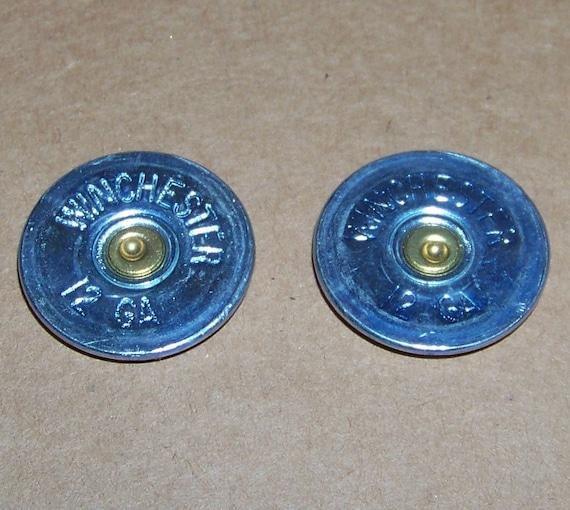 Lot of 50 for JewelryArts /& Craft making Matching Winchester AA Headstamps 12 gauge shotgun shell cut brass ends