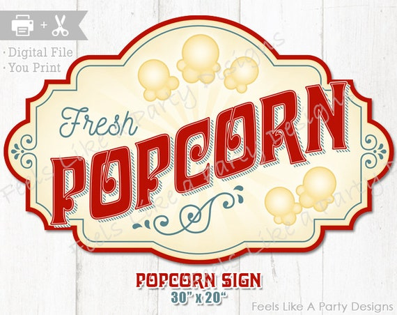 photo about Popcorn Printable identify Popcorn Indicator - Do it yourself Instantaneous Down load, Carnival Signal, Printable Carnival Indication, Popcorn Booth, Popcorn Kiosk, Popcorn Banner