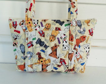 Favorite Pets Purse made in the USA by the Chesapeake Bay