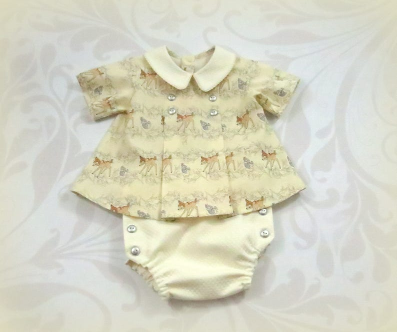 59ea0172e3d5 Infant Boy Baby Boy 2 Piece Diaper Set Size 6 Months