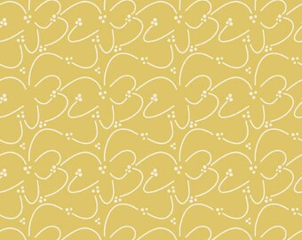 SALE Riley Blake Fabric by the yard Valencia Yellow C3584